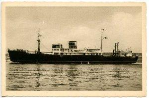 Compagnia Adriatica Di Navigazione - SS Brioni