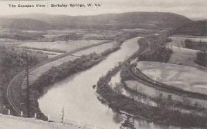 West Virginia Berkeley Springs The Cacapon View Albertype