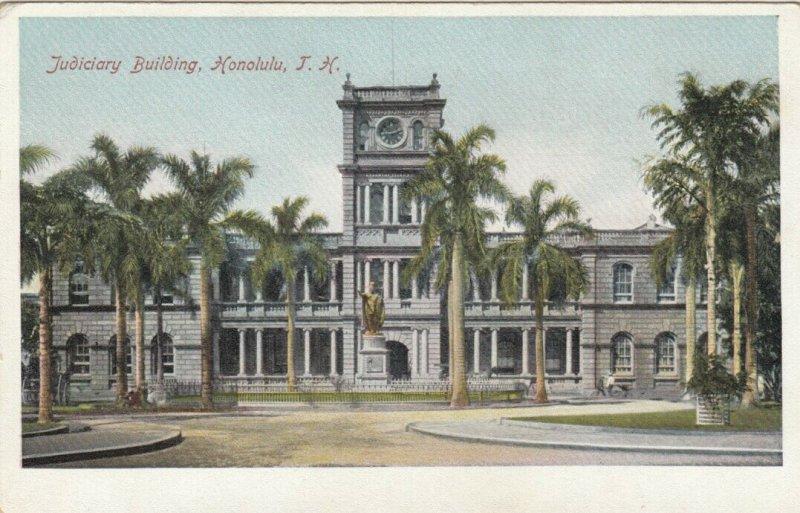 HONOLULU , T.H. , 1901-07; Judiciary Building