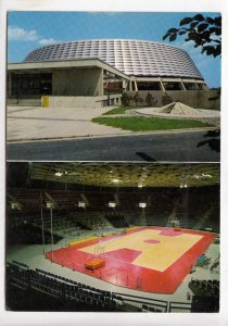 Muncehn, Munich, Basketball stadium, unused Postcard