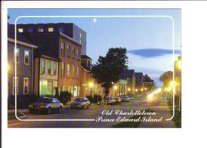 Old Charlottetown Prince Edward Island, Canada