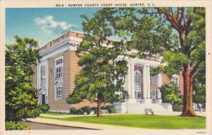 Sumter County Court House Sumter South Carolina