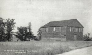 ADOLPHUSTOWN , Ontario , Canada , 1930s ; 1st Methodist Church