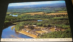 Canada Fort William Historical Park Thunder Bay 37945-d R Ettinger - used