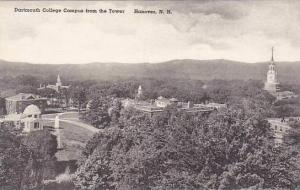 New Hampshire Hanover Dartmouth College Campus From the Tower Albertype