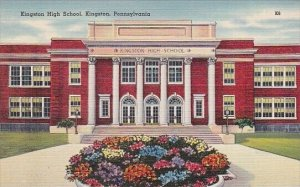Kingston High School Kingston Pennsylvania