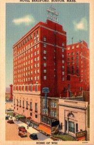 Massachusetts Boston Hotel Bradford