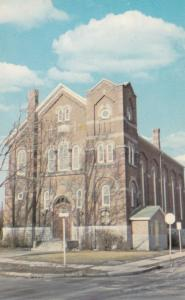 COBURG , Ontario , Canada , 1950-60s ; Calvary Baptist Church