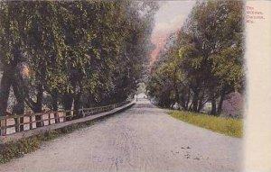 Wisconsin Delavan The Willows 1910