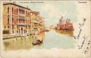 CPA Venezia Canal Grande ITALY (809440)