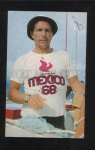 073239 Olympiad in Mexico Yachts champion Mankin Old PC