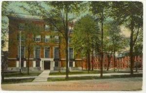 University Club & Professional Building, Delaware Avenue, Buffalo, New York, ...