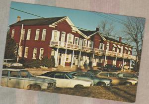 Wittmond Hotel Brussels, Illinois Postcard Vintage 1974