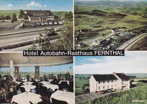 4-Views, Hotel Autobahn-Rasthaus FERNTHAL, Frankfurt (Main), Hesse, Germany, ...