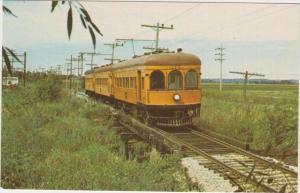 3251 Three car train consisting of combine no.277 coach no.518 and opensistin...