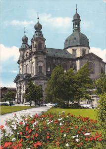 Germany Mannhein Jesuiten Kirche