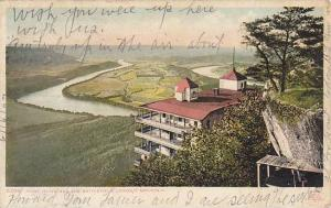 Point Hotel and the Battlefield Lookout Mountain, Tennessee, PU-1907