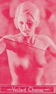Stripper Pin-Up Girl  , 1940-50s : #8