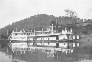 Henry C Yelser Steam - Parkersburg, West Virginia