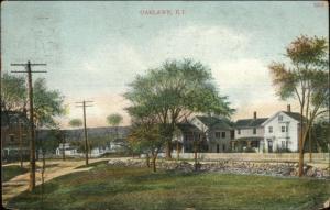 Oaklawn RI c1910 Postcard