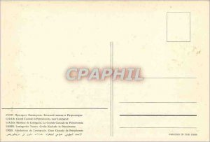Postcard Modern Suburb Leningrad Leningrad La Grande Cascade Petrodvorete