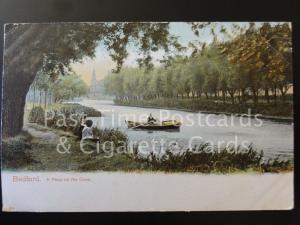 c1902 (UB) Bedford: A Peep on the Ouse