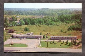 5276 - IRON BRIDGE Ontario 1960s Motel