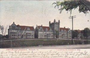 James Millikin University Decatur Illinois 1907
