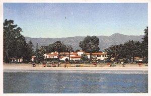The Santa Barbara Biltmore Hotel Montecito CA