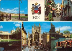 B87310 bath the royal crescent   uk