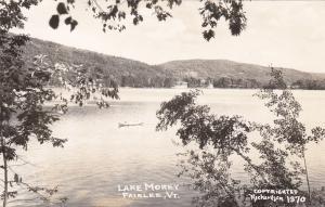 RP: FAIRLEE, Vermont, PU-1951; Lake Morey