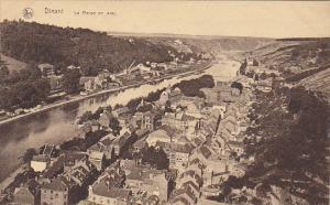 Belgium Dinant Le Meuse en aval