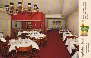 Mississippi Greenwood Holiday Inn Red Coals Restaurant