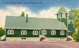 PA - Canadensis, St. Ann's Roman Catholic Church