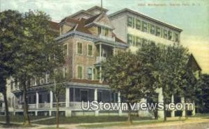 Hotel Marlborough Asbury Park NJ Unused