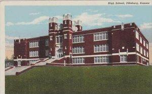 Kansas Pittsburg High School