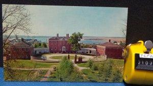 STD Vintage Historic Tryon Palace New Bern North Carolina Unposted c1960s