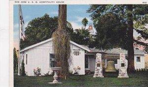 California San Jose U S O Hospitality House
