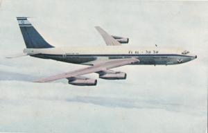 ELAL, Israel Airlines, Boeing 720B, 1960s Postcard