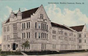 Gymnasium Bradley Institute Peoria Illinois 1913