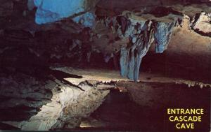 Entrance to Cascade Cave - Carter Caves State Park - Olive Hill KY, Kentucky