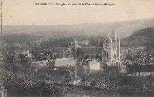 LES ANDELYS, France, 1910-1920s, Vue generale prise de la Cote du Mesnil-Bell...