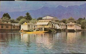 Nagin Lake house boats India