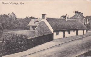 Scotland Ayr Burns' Cottage 1912