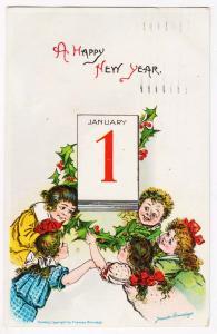 Jan 1, Happy New Year, Brundage