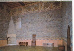 France Avignon Palais des Papes Chambre a coucher du Pape