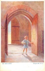 The Open Door, Margaret W. Tarrant, Flower of Dawn Series
