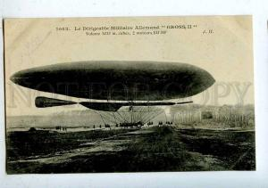 205560 FRANCE AVIATION airship dirigible GROSS II Hauser #1082