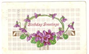 Post Card  Ohio 1908