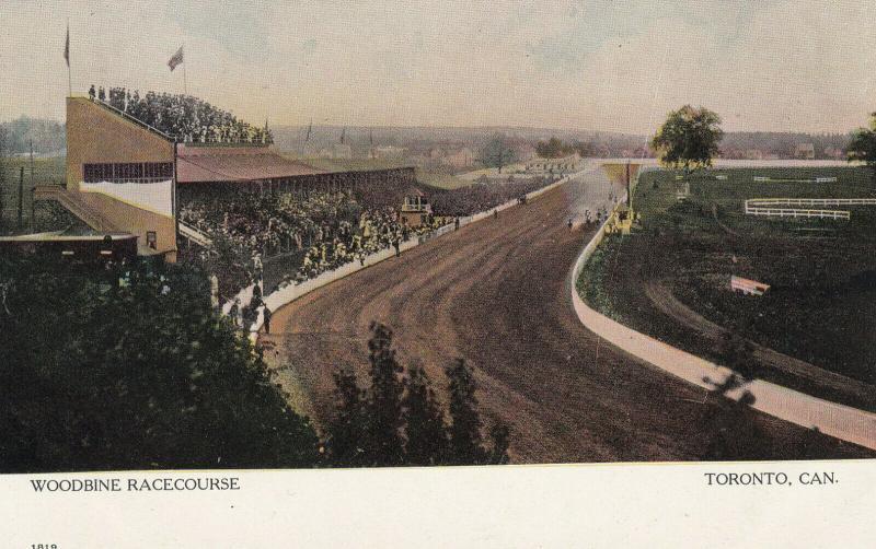 TORONTO, Ontario , 1900-10s ; Woodbine Horse Race Track